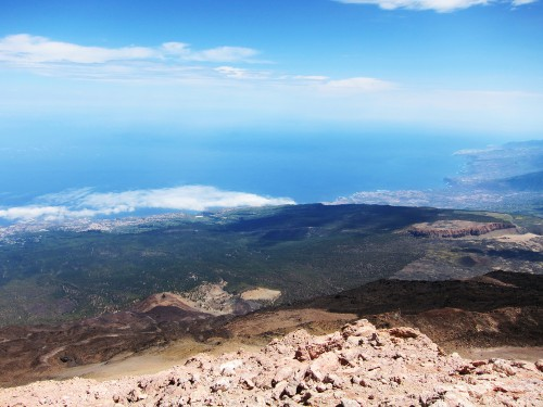 El Teide, Tenerife by Myparisstyle