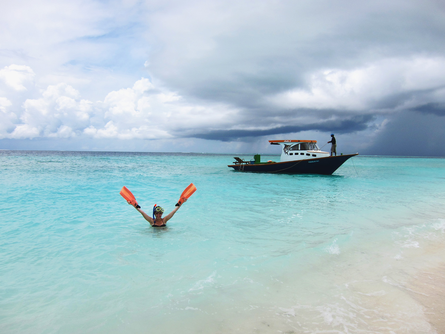 Maldives by MyParisstyle Stormy